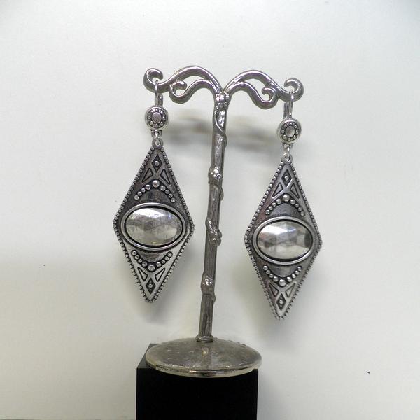 Boucles d'oreilles Shabada ABO12 Metal