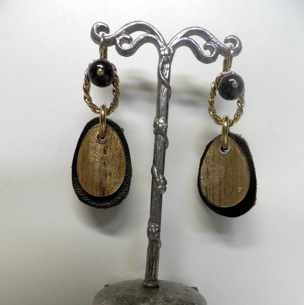 Boucles d'oreilles Nature Gavroche 12-76928