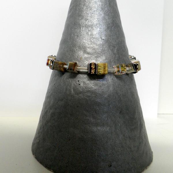 Bracelet Coeur de Lion 4018/30-1000 Beige