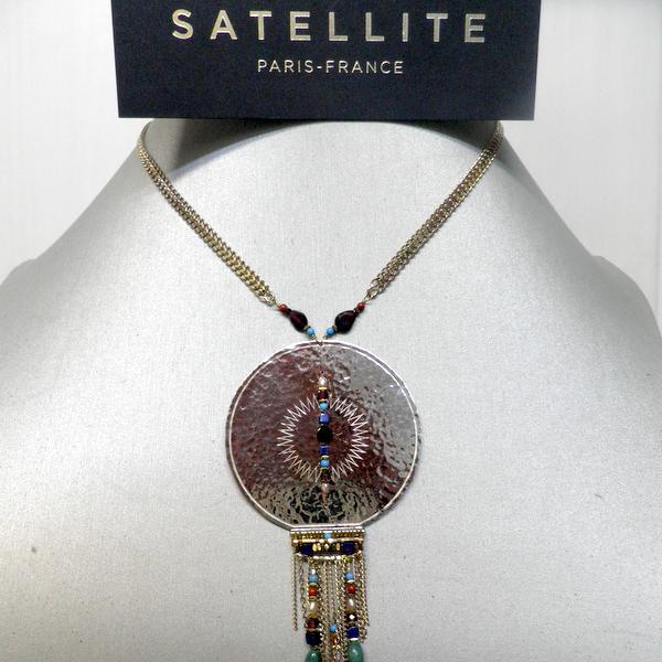 Collier Satellite Dak44o Multi