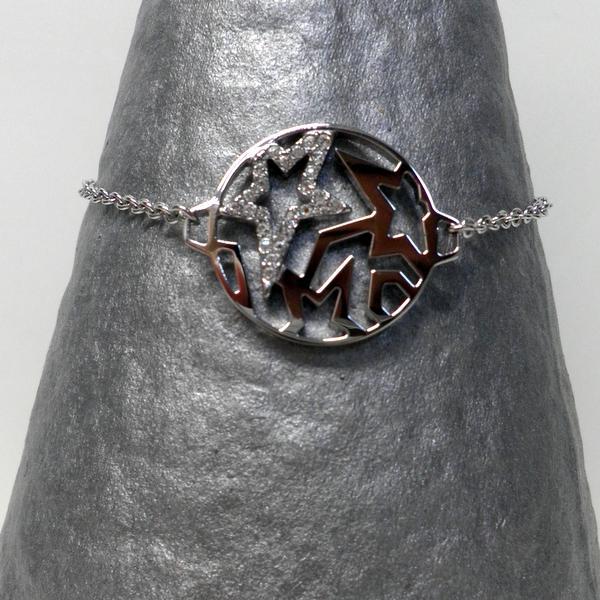 Bracelet Thierry Mugler Acier T41247Z