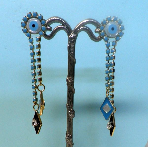 Boucles d'oreilles Reminiscence Saint Barth 2BO135R