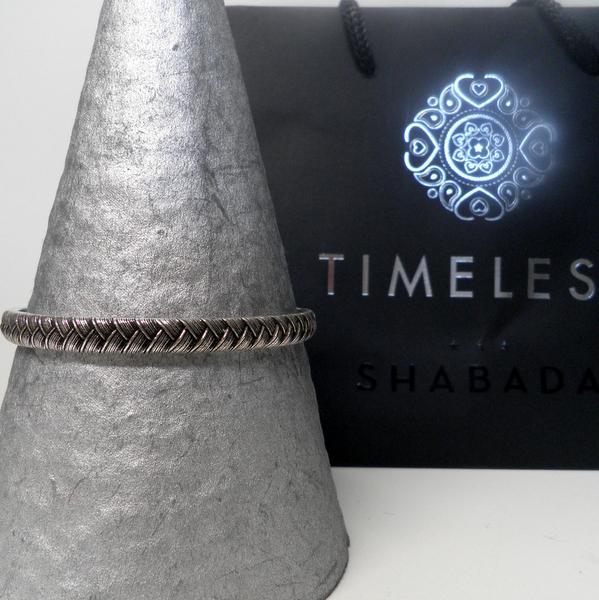 Bracelet Timeless Jonc 22032A TRESSE