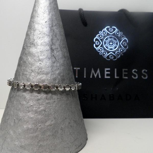 Bracelet Timeless Jonc 22016A FLEURS