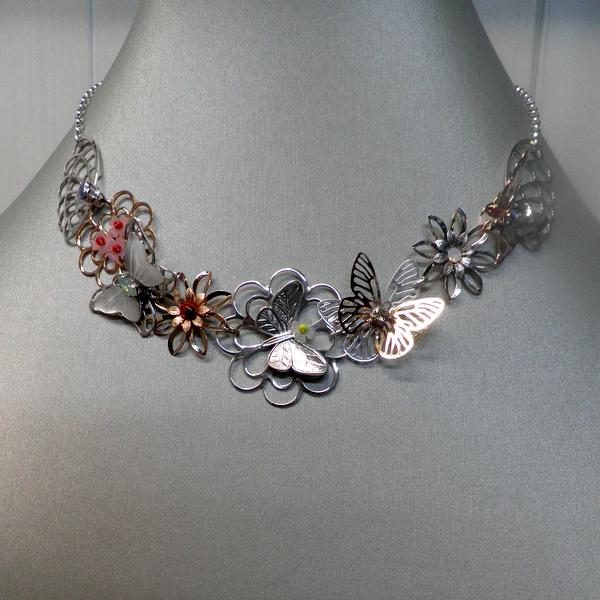 Collier Reminiscence Butterfly 2TC240T