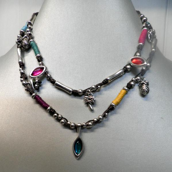 Collier Ciclon 171823 Multicolore