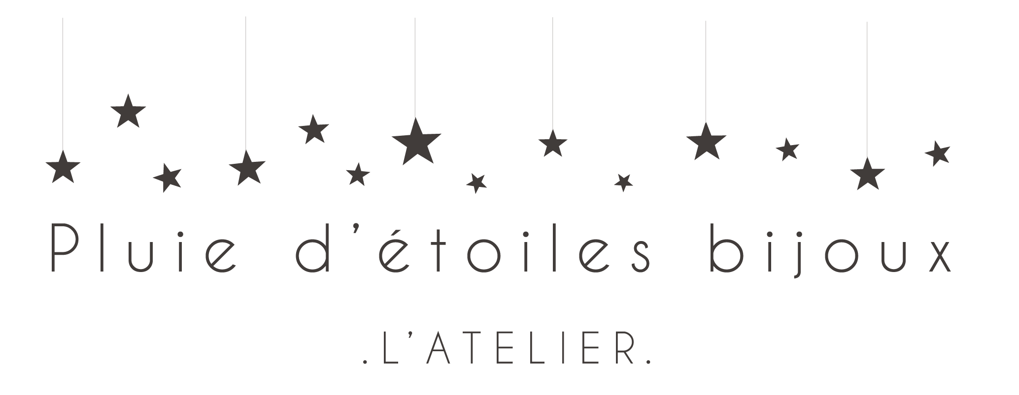 PLUIE D'ETOILES Bijoux